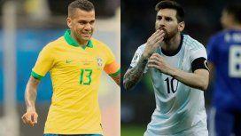 Los resultados que se tienen que dar para que Argentina se cruce con Brasil