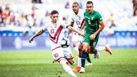 Venezuela le ganó a Bolivia y se clasificó a cuartos de final de la Copa América