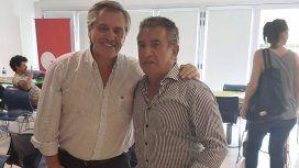 Alberto Fernández y Sergio Urribarri