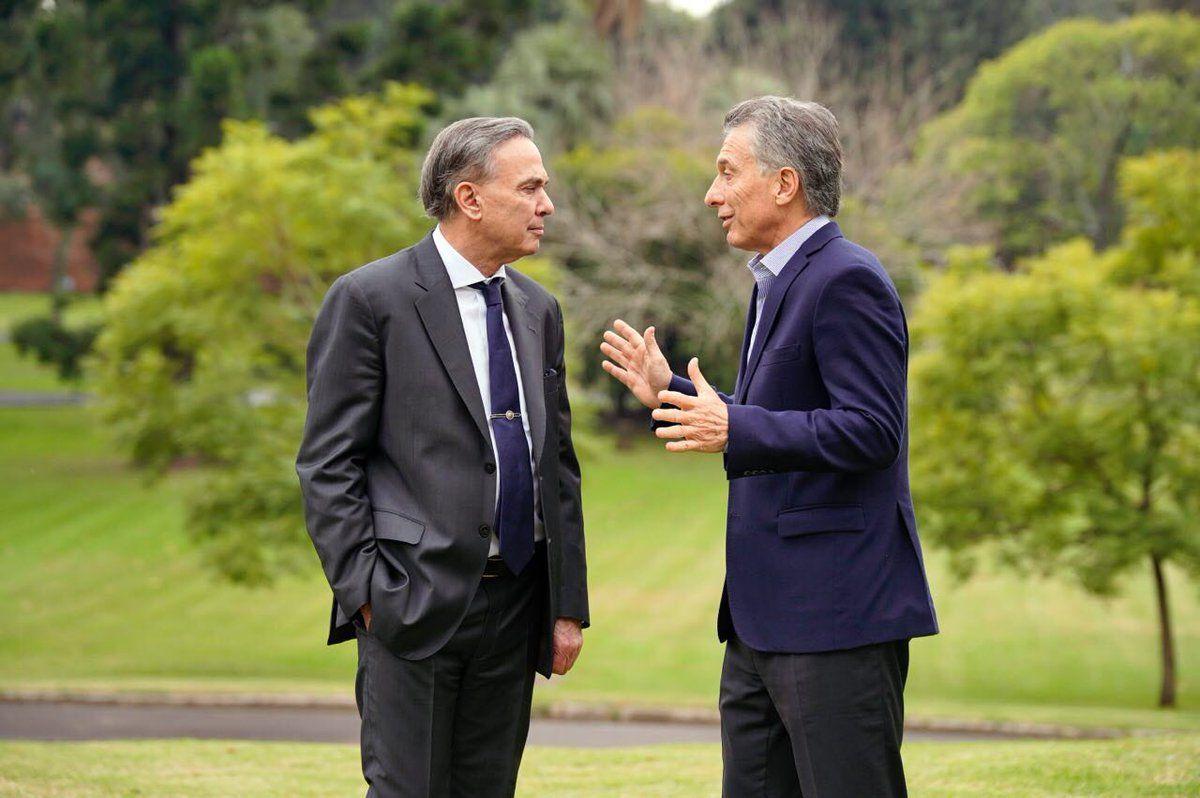 Macri convocó a sus ministros y a Pichetto en Olivos para armar su estrategia electoral