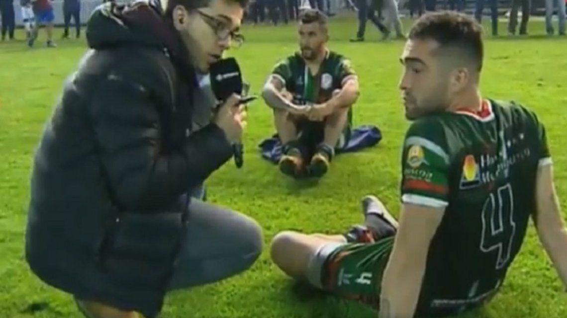 Federal A: San Jorge de Tucumán se negó a seguir jugando por los fallos del árbitro