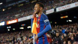 Neymar aceptó la oferta del Barcelona