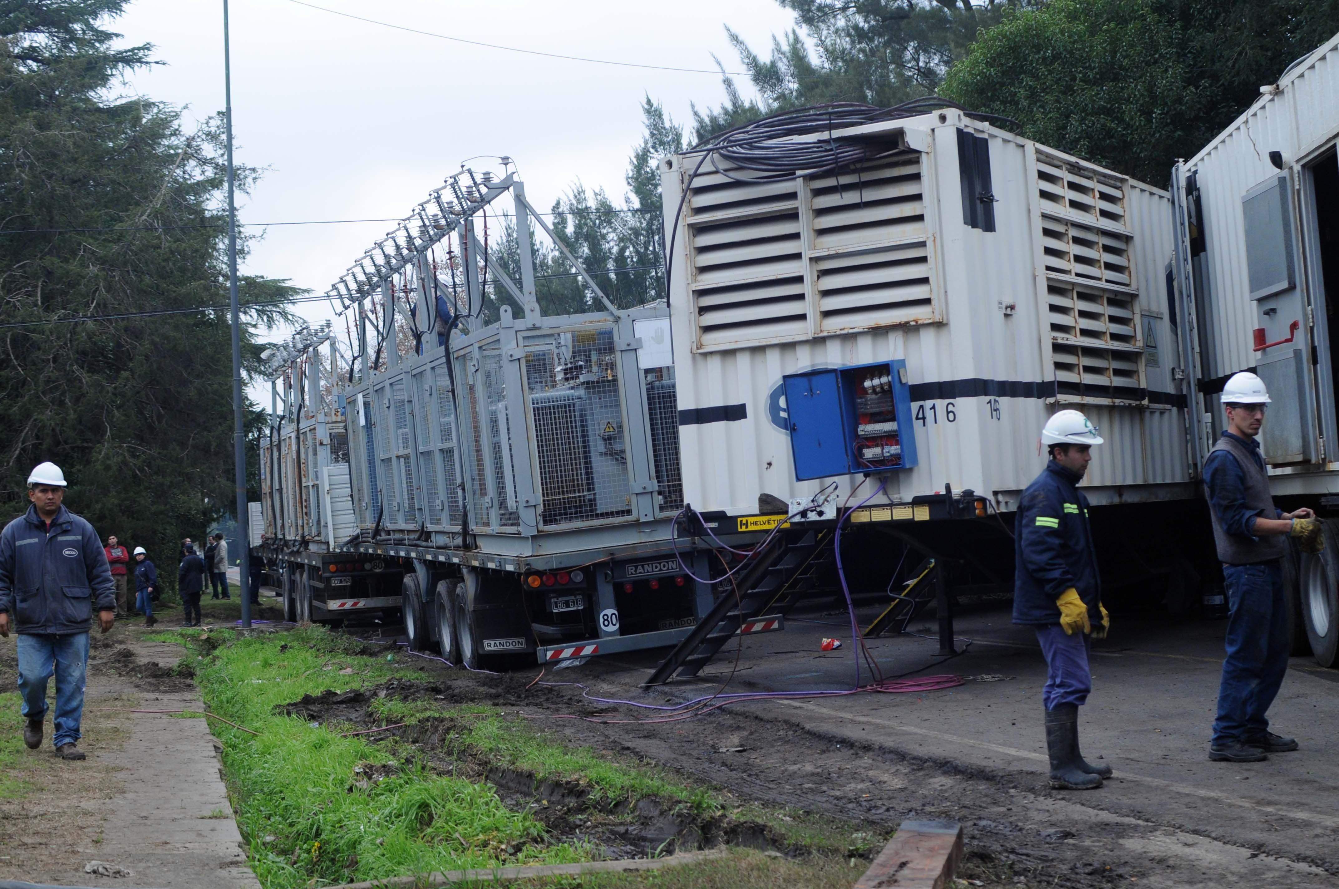 La Provincia le abrió un sumario a Edelap por el apagón en La Plata