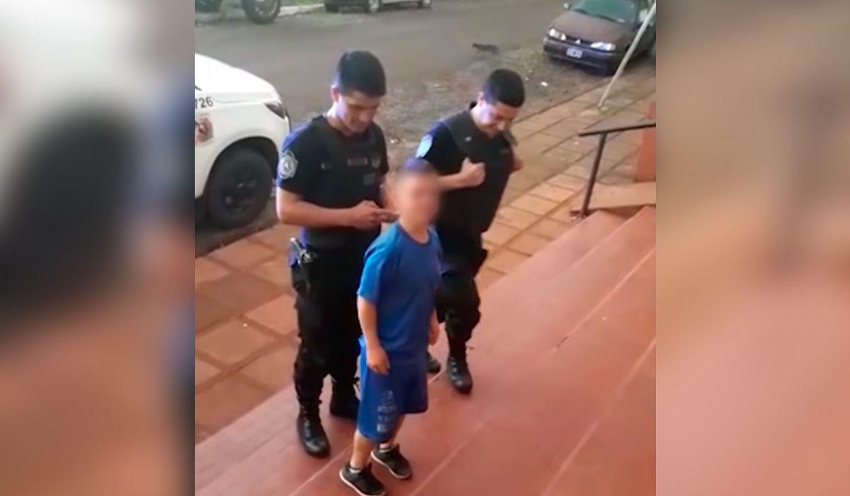 Misiones: policías grabaron y se burlaron de un detenido con enanismo