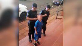 Policías grabaron y se burlaron de un detenido con enanismo en Misiones