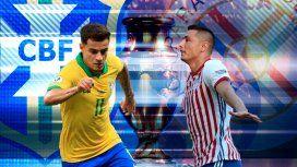 Brasil y Paraguay definen al rival de Argentina o Venezuela en semifinales