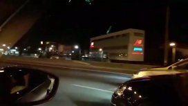 Corrían picadas en la Panamericana y publicaban los videos: los atraparon