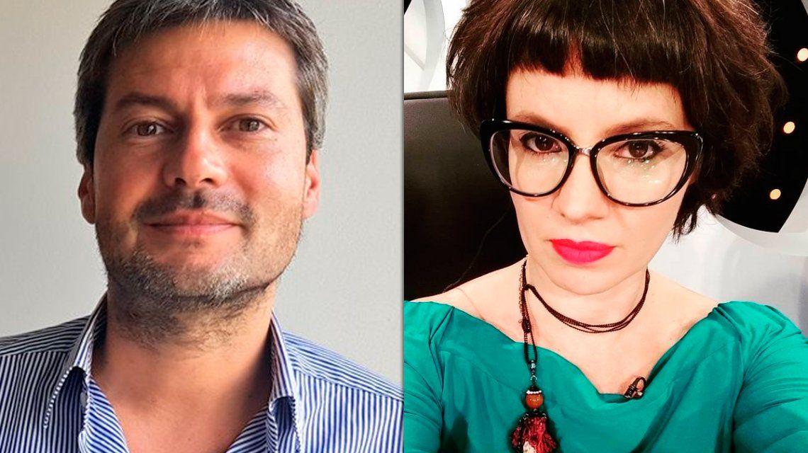 La periodista Gisela Marziotta será la vice de Matías Lammens en la fórmula por la ciudad de Buenos Aires