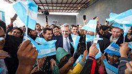Alberto Fernández convocó a todes para sacar al país de la pobreza