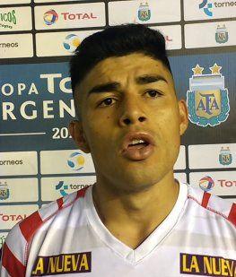 Carlos Fernando Valenzuela, figura de Barracas Central