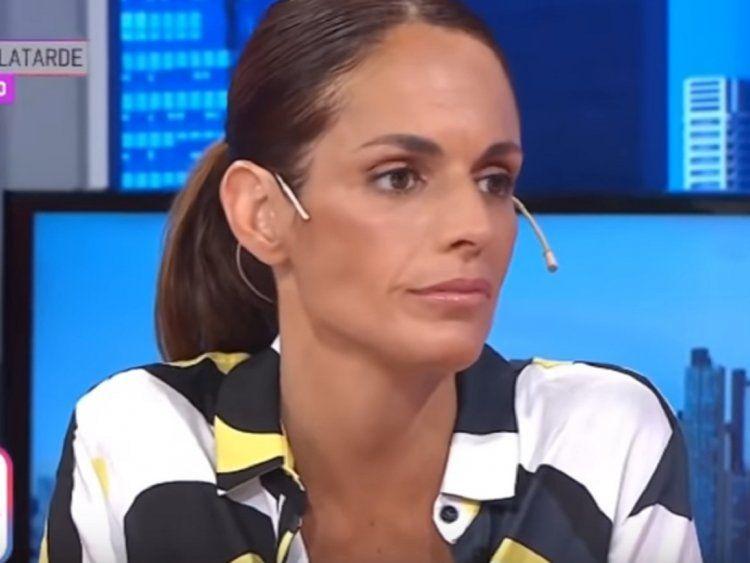 Acusan a la novia de Sergio Denis de robar en un supermercado