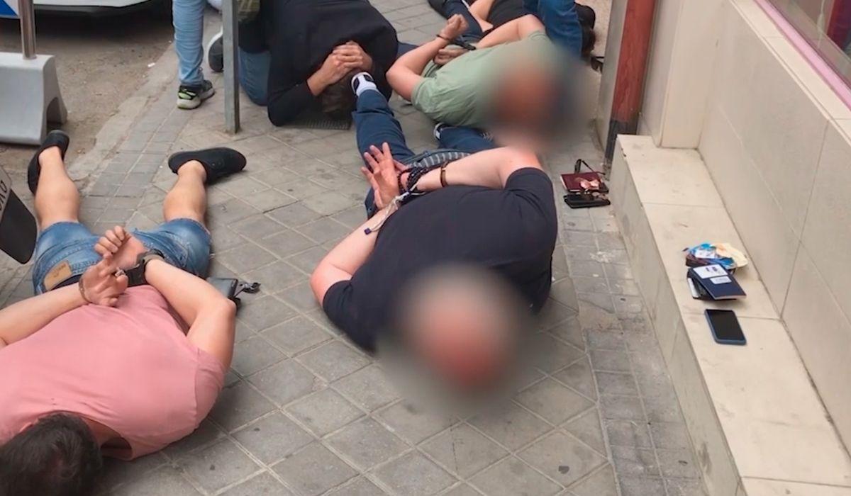 Geolocalización y detención anticipada: cómo fue el operativo que logró liberar al empresario argentino secuestrado en Madrid