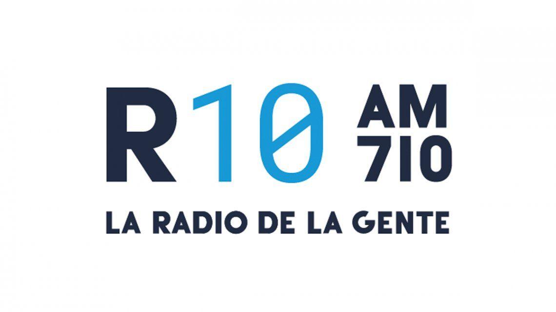 Programación actual de Radio 10