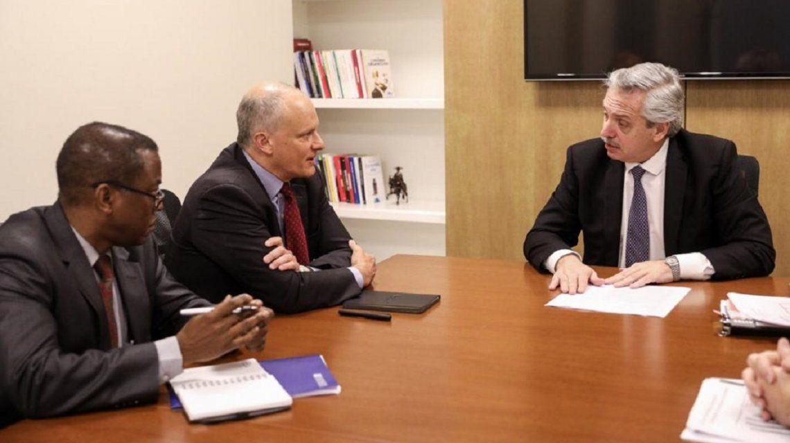 Alberto Fernández al FMI: Hay que reformular los acuerdos sin exigirle más al pueblo