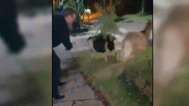 Se acabó el paseo de cabras: a Conzi le cortaron la distancia en la que puede moverse