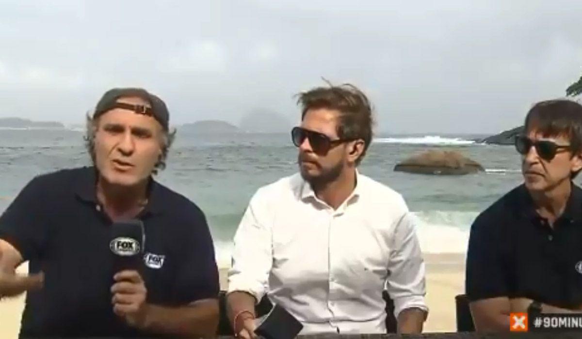 Oscar Ruggeri disparó contra César Luis Menotti: Sos un vago, renunciá