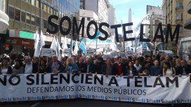 La Justicia ordenó la reincorporación definitiva de 68 despedidos de Télam