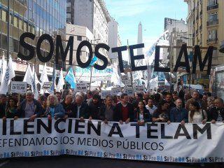 la justicia ordeno la reincorporacion definitiva de 68 despedidos de telam