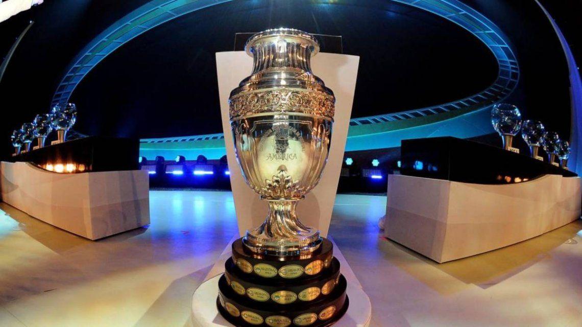 La Copa América 2020 tendrá final en Colombia y partido inaugural en Argentina