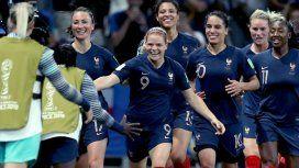 La insólita propuesta de la FIFA para que todos puedan ver el partido entre Francia y Estados Unidos