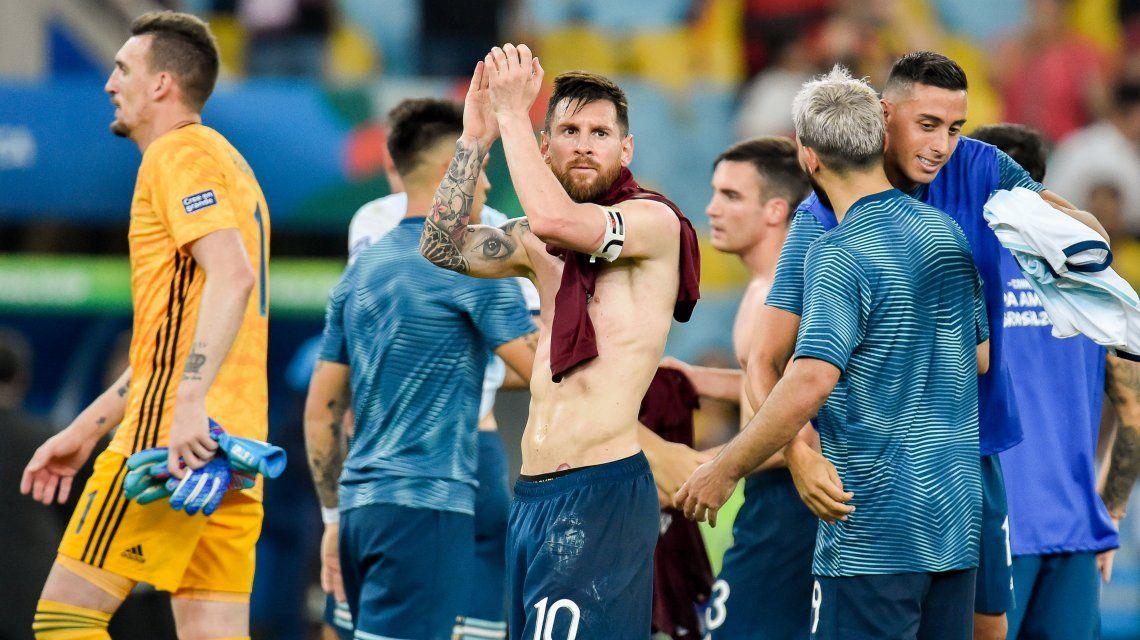 La autocrítica de Messi: No está siendo mi mejor Copa América