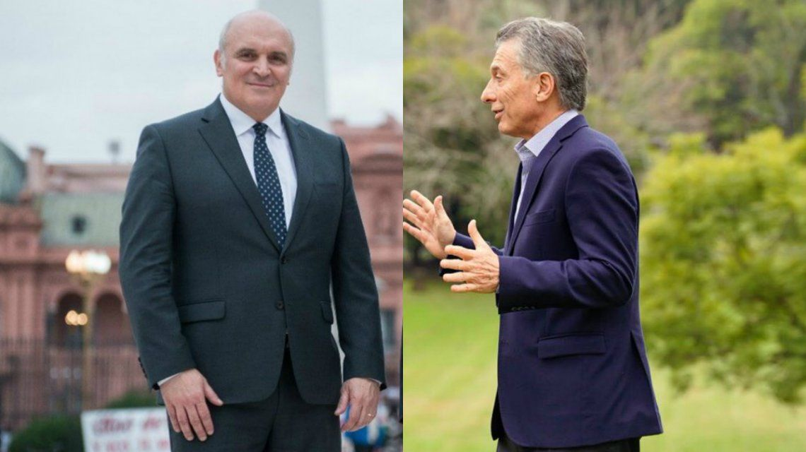 Bajate Macri: la foto de Espert tras confirmar su precandidatura