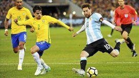 Se definió al árbitro para la semifinal de Argentina con Brasil