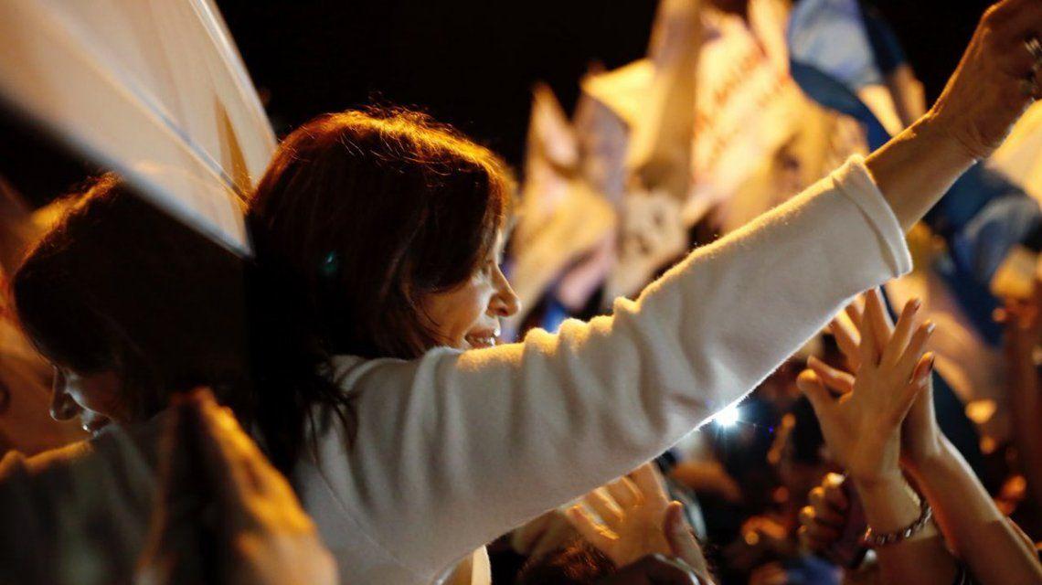 En vivo: Cristina Kirchner presenta su libro Sinceramente en Chaco