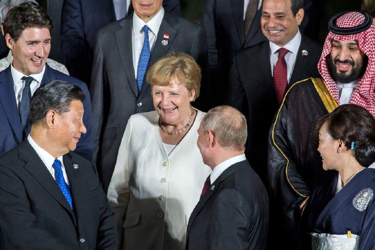 Merkel habló por primera vez de sus temblores