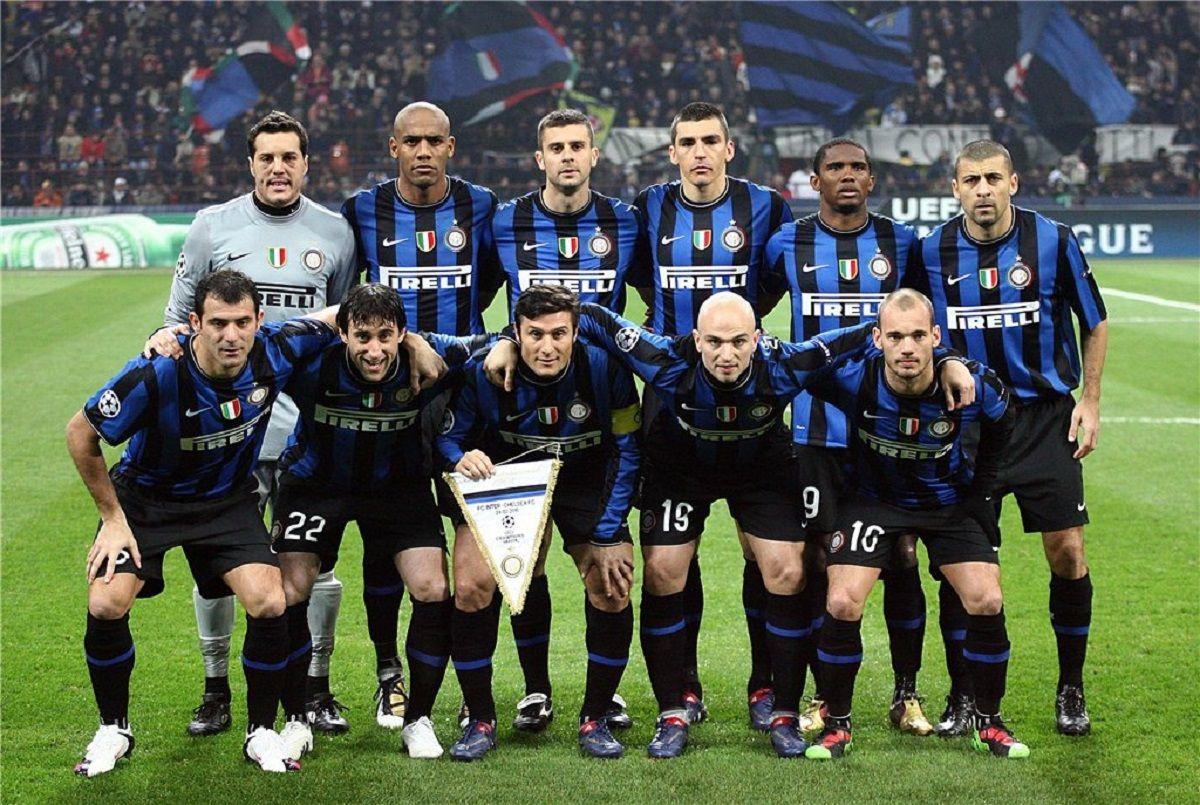 Sneijder fue una de las piezas vitales del Inter de Mourinho que ganó la Champions League 2009/10