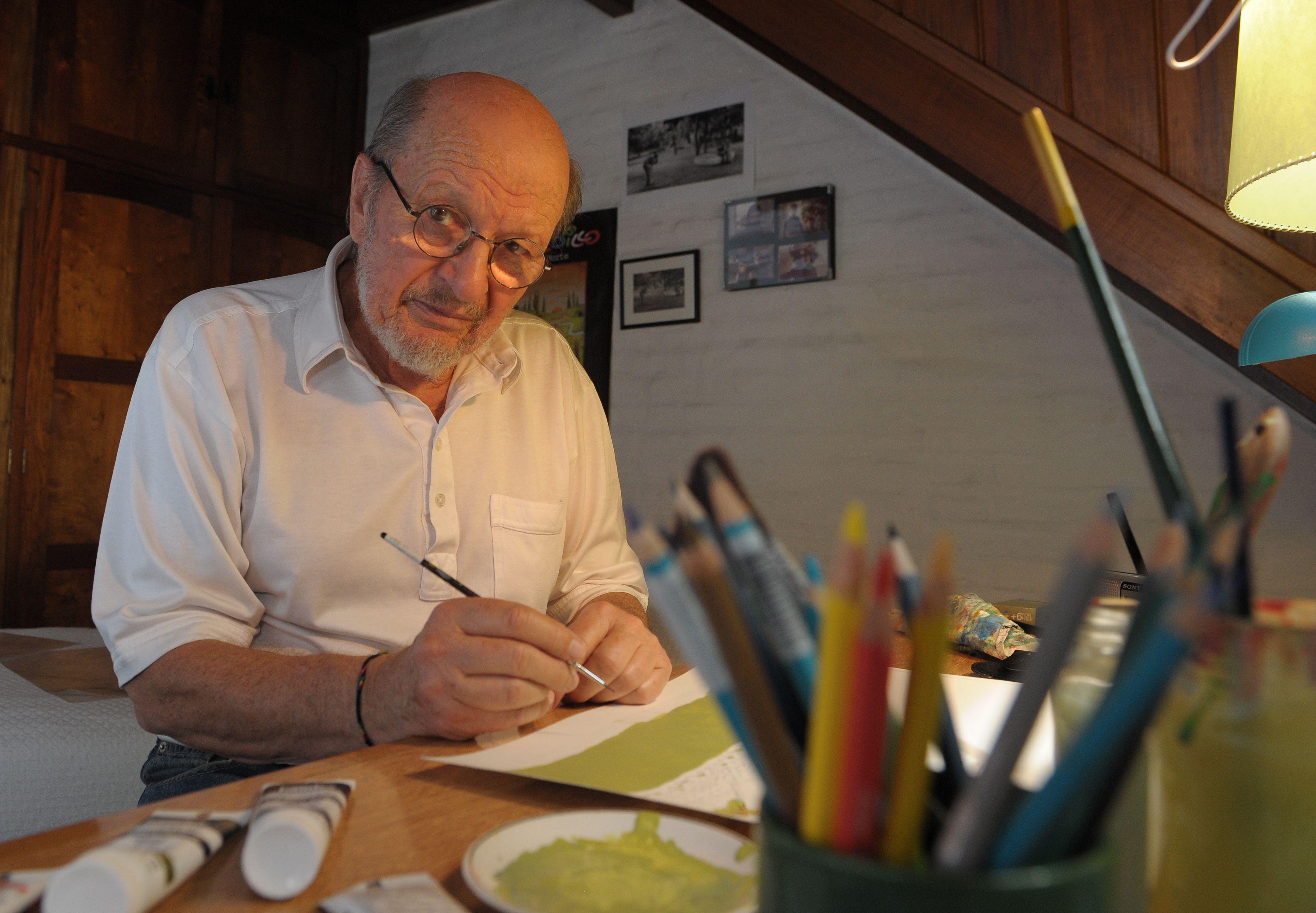 El humorista gráfico Guillermo Mordillo falleció a los 86 años.