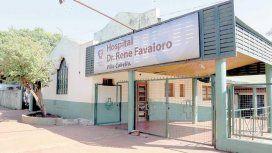 Hospital René Favaloro, en Posadas