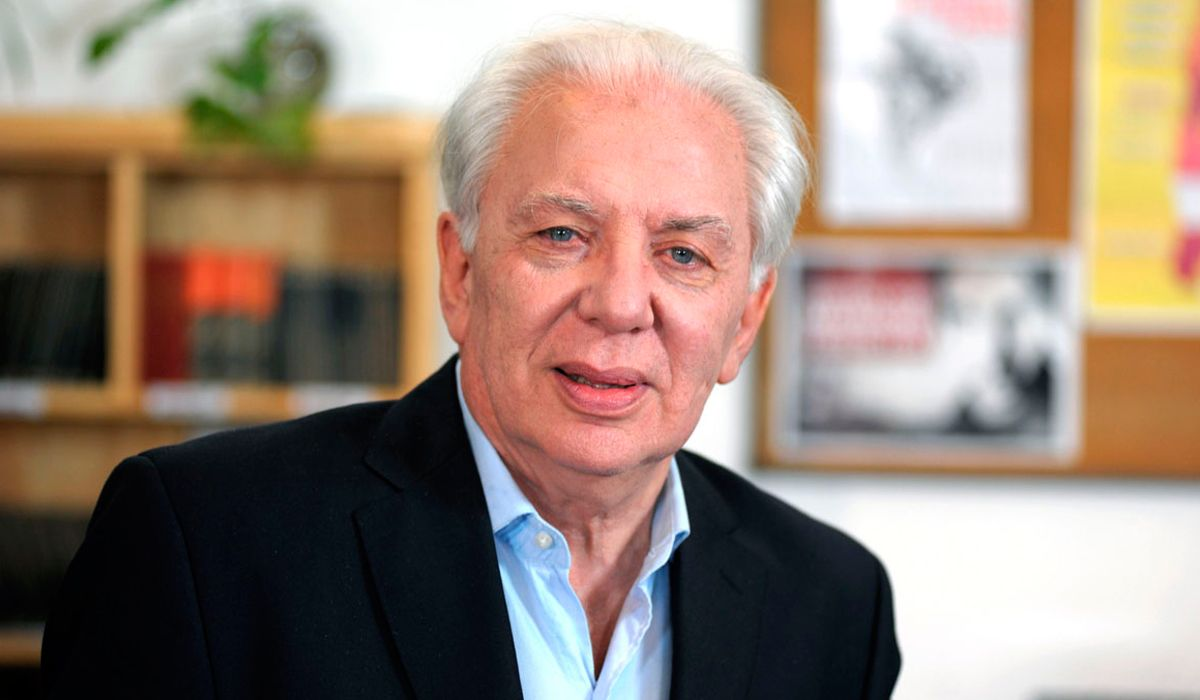 Jorge Altamira: Del PO no me sacan ni a tiros