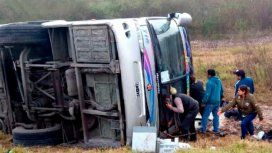 Maniobra desafortunada: la primera hipótesis de la causa del accidente en Tucumán
