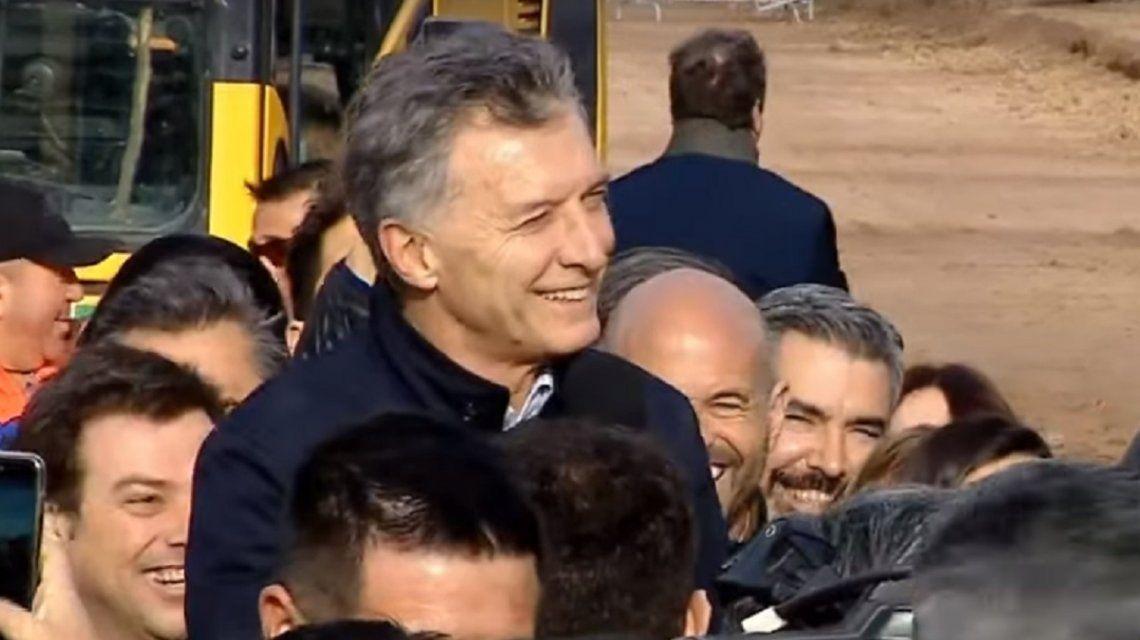 Macri y su mensaje los hinchas de River: La sonrisita ya se les va a cambiar