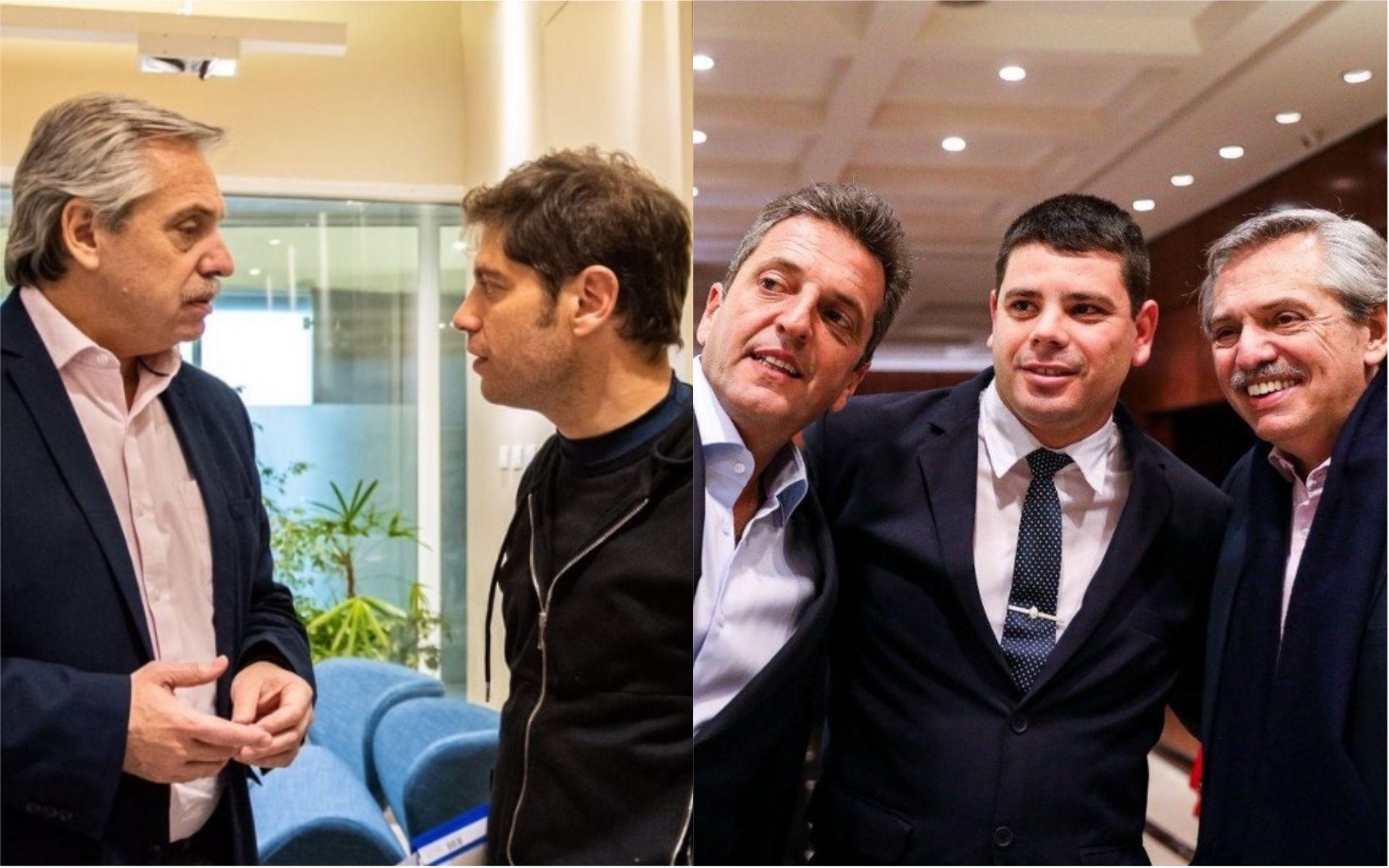 Con Massa y Kicillof, Alberto Fernández definió las claves de la campaña