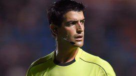 El árbitro que esta vez no habló desde el VAR y perjudicó a Argentina