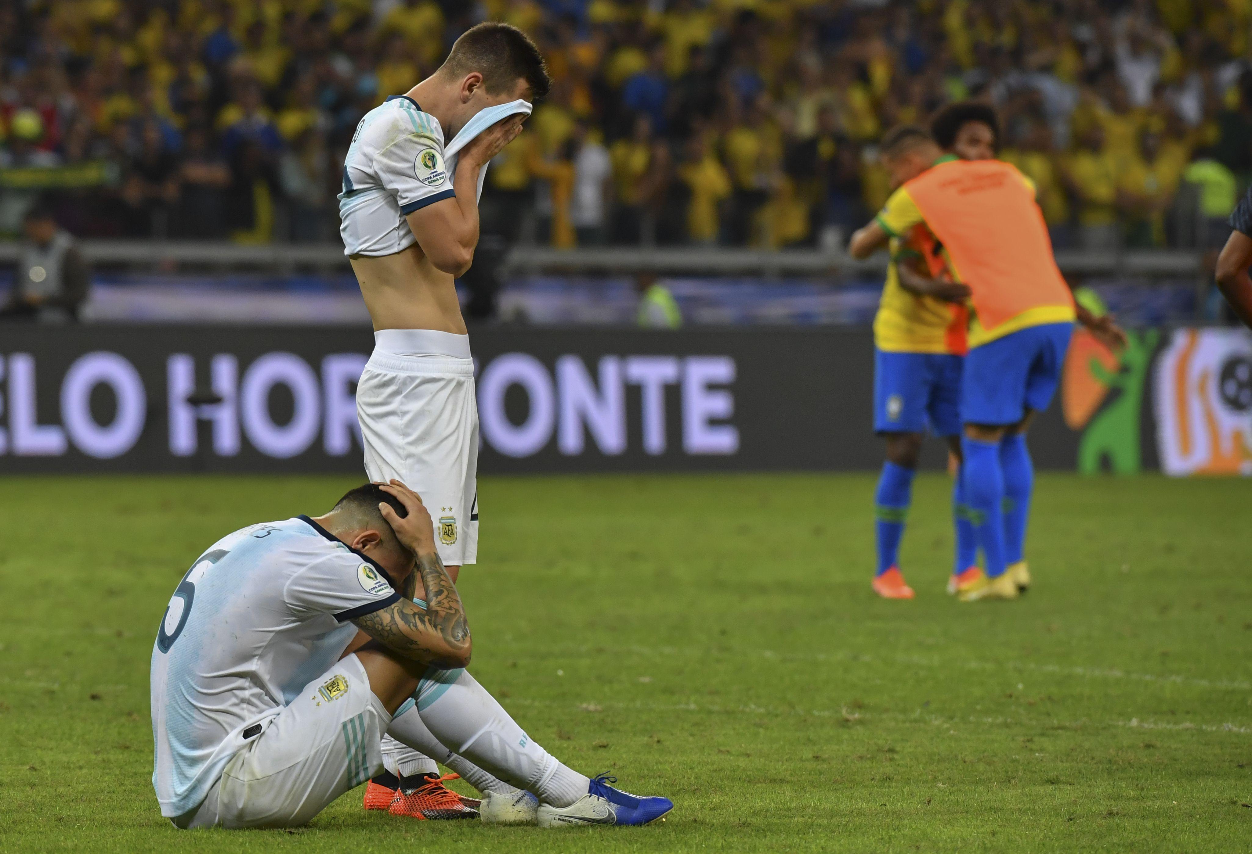 Selección argentina: entre el peso de una nueva frustración y el embrión de un nuevo proyecto