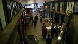 Prohíben el ingreso de más presos a Marcos Paz por sobrepoblación