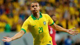 Polémico: Richarlison se burló de los argentinos tras la derrota ante Brasil