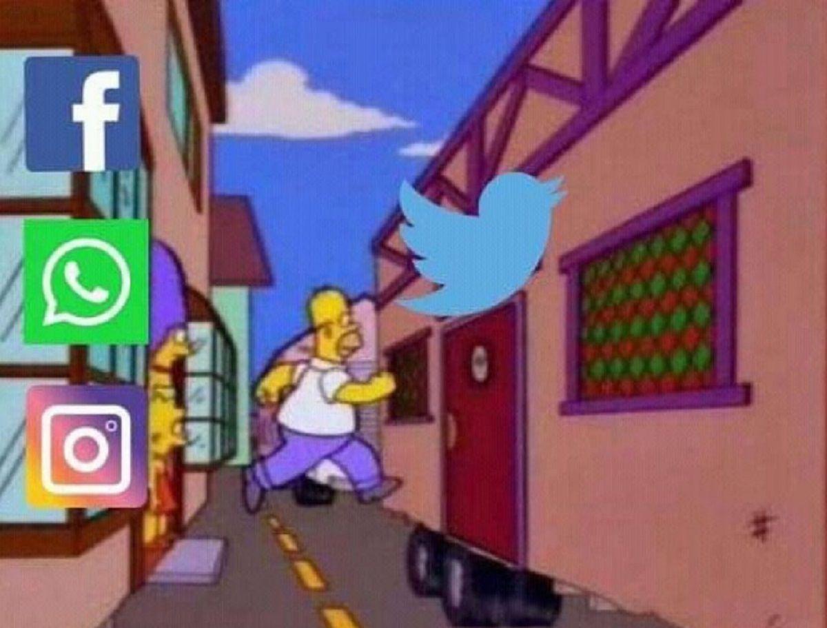 Se cayeron Instagram, Facebook y WhatsApp y los memes explotaron en Twitter