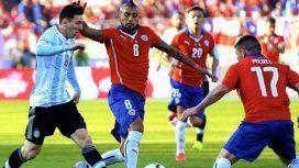 Argentina y Chile se enfrentarán en el partido que nadie quiere jugar