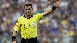 La Conmebol designó los árbitros para los últimos partidos de la Copa América