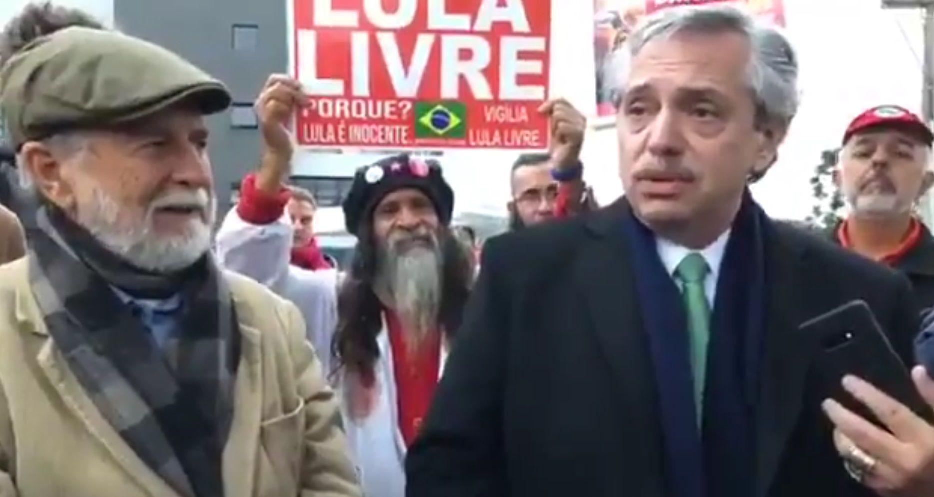 Alberto Fernández: Que Bolsonaro siga hablando mal de mí, no sabe el favor que me hace