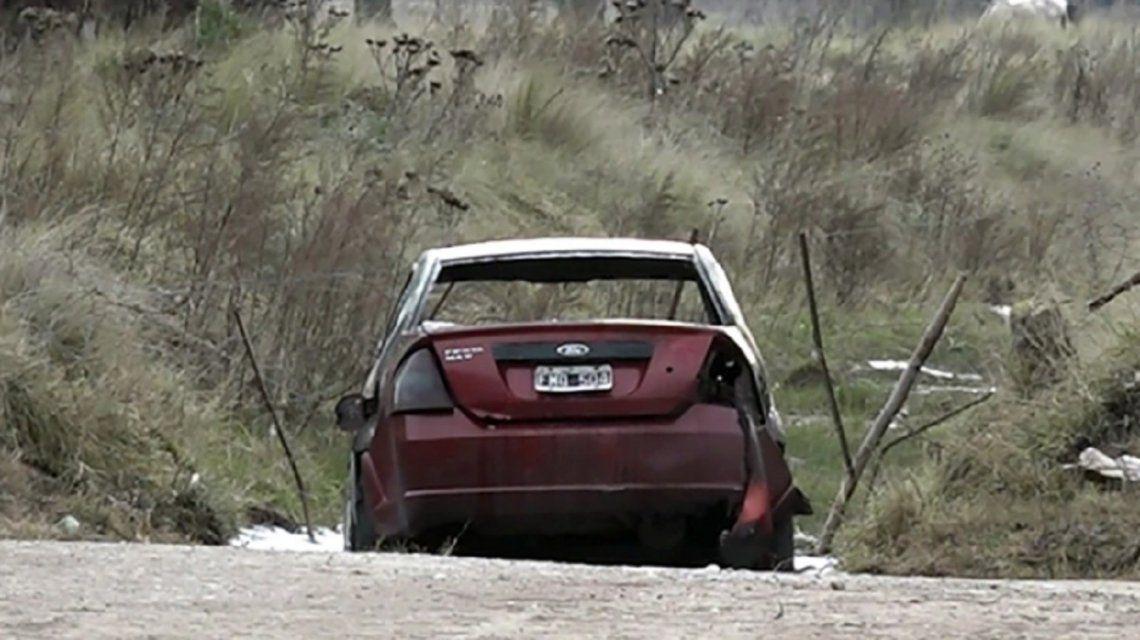 Buscan a un hombre desaparecido hace 10 días en Olavarría: su auto apareció incendiado