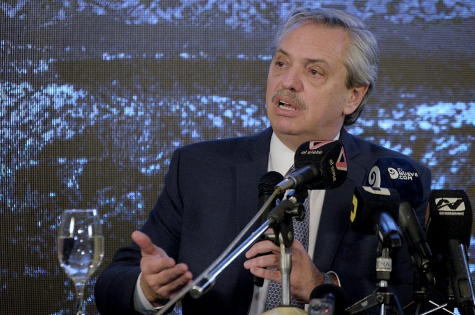 Alberto Fernández: A diferencia del Presidente, tuve la suerte de caer en la educación pública