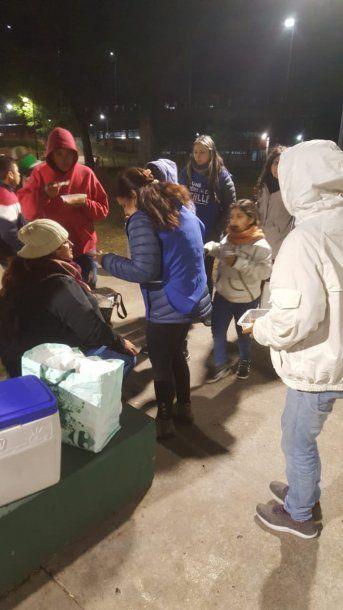 Foto: ONG Ni Una Persona Más en la Calle