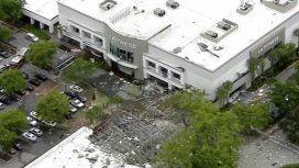 Al menos 21 por la explosión en un shopping de Florida