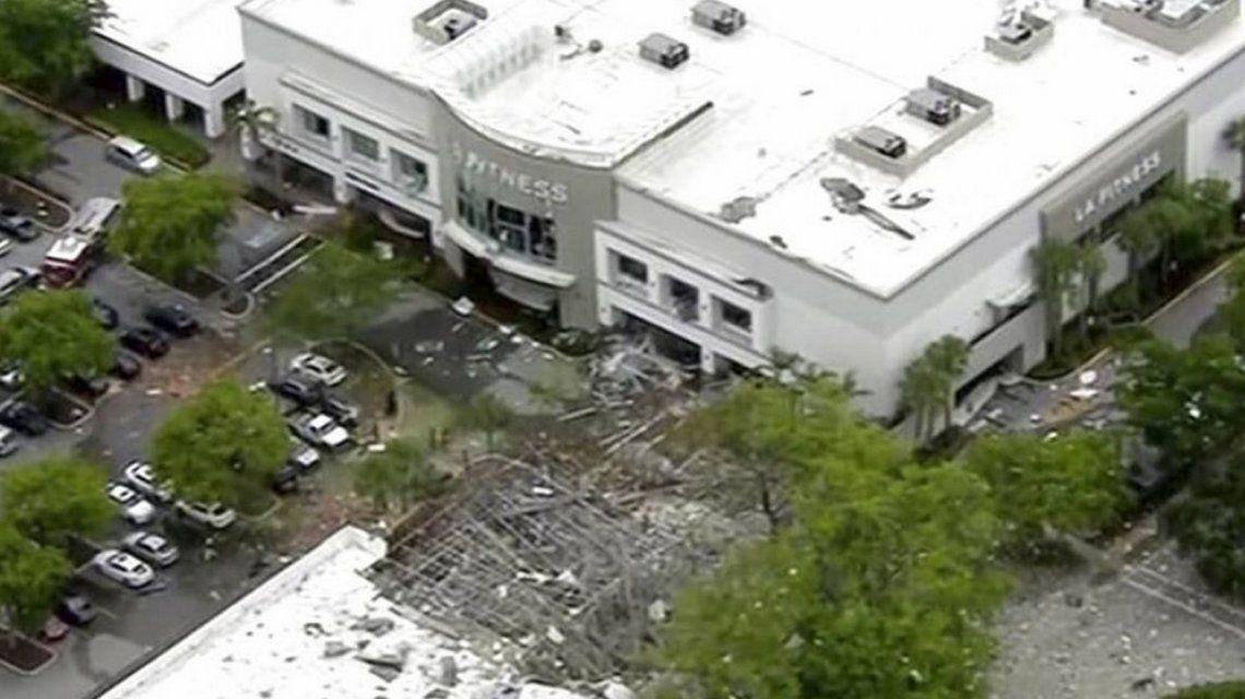 Fuerte explosión en shopping de Florida, Estados Unidos: hay 21 heridos