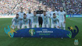 Así formó la Selección argentina ante Chile por el tercer puesto